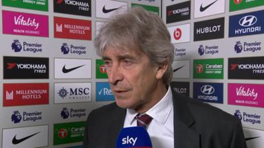Pellegrini: We weren't aggressive enough