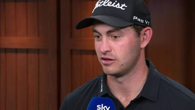 Cantlay: I was solid all day