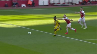 Mustafi mistake costs Arsenal