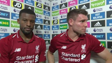 Milner: We need to be perfect