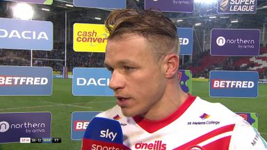 Lomax: We wanted to put a marker down