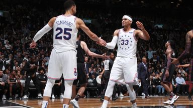 Game 3: 76ers 131-115 Nets