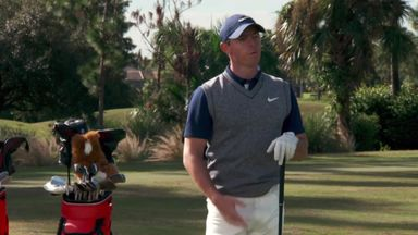 Lessons from McIlroy: Driving