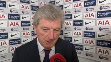 Hodgson: It was Tottenham's evening