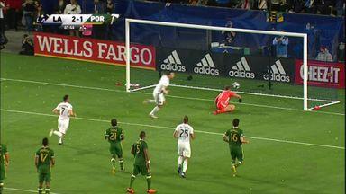 Zlatan's audacious Panenka