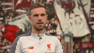 Henderson relishing more advanced role