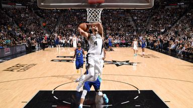 White erupts for 36 in Game 3 win