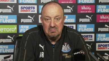Benitez: Ritchie reports not accurate