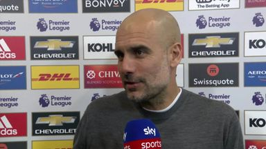 Guardiola: We must stay calm