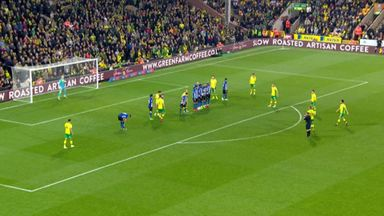 Unbelievable Norwich equaliser