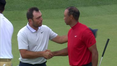 Molinari: Nice to have Tiger back