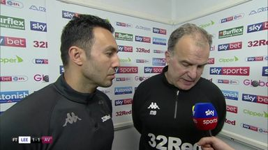 Bielsa: We just gave the goal back