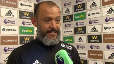 Nuno: Neves has a lot of quality