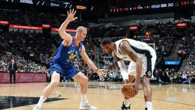 Game 6: Nuggets 103-120 Spurs