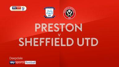 Preston 0-1 Sheffield Utd