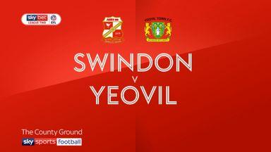 Swindon 1-1 Yeovil