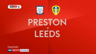 Preston 0-2 Leeds