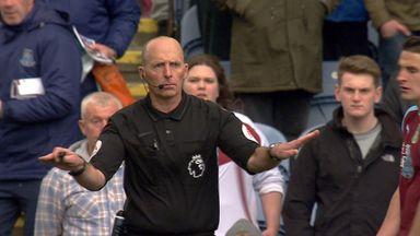 Dean reverses penalty decision