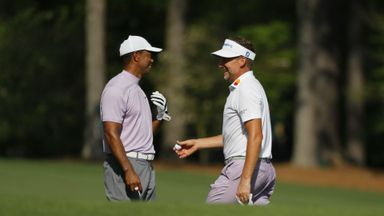 The Masters: Story of Day Three