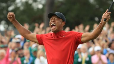 The Masters: Story of Day Four