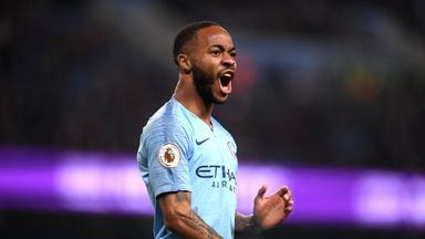 POTY Nominee: Raheem Sterling