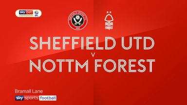 Sheffield Utd 2-0 Nott'm Forest