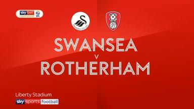 Swansea City 4-3 Rotherham