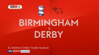 Birmingham 2-2 Derby