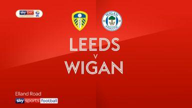Leeds 1-2 Wigan