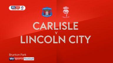 Carlisle 1-0 Lincoln
