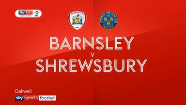 Barnsley 2-1 Shrewsbury