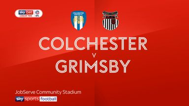 Colchester 1-0 Grimsby