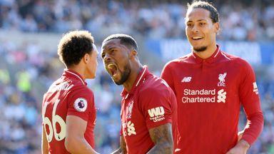 Cardiff 0-2 Liverpool