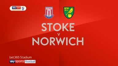 Stoke 2-2 Norwich