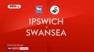 Ipswich 0-1 Swansea