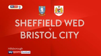 Sheffield Wednesday 2-0 Bristol City