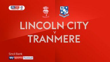 Lincoln 0-0 Tranmere