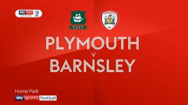 Plymouth 0-3 Barnsley