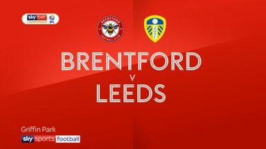 Brentford 2-0 Leeds