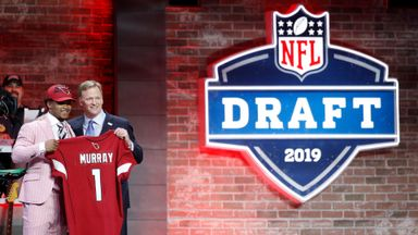 Story of NFL Draft: Round 1