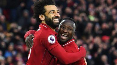 Liverpool 5-0 Huddersfield