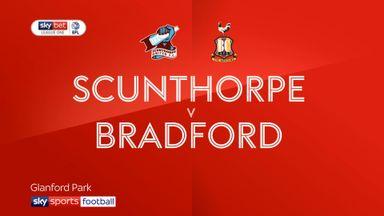 Scunthorpe 2-3 Bradford