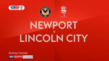 Newport 1-0 Lincoln