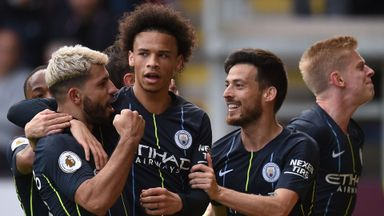 Burnley 0-1 Manchester City