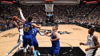 Game 3: Nuggets 108-118 Spurs