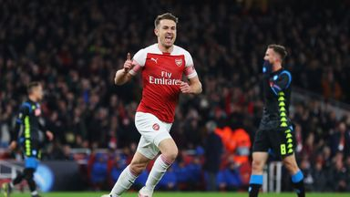 Emery: Ramsey was awesome