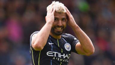 HT Burnley 0-0 Manchester City