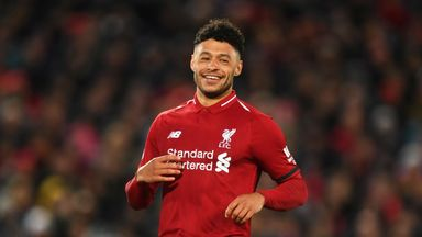 Klopp pleased with Ox contract
