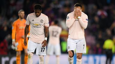 Solskjaer: No hiding place