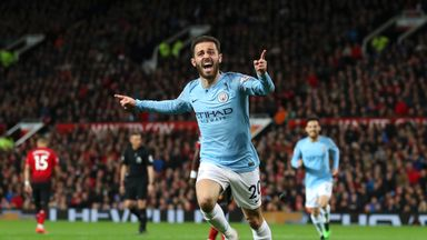 Bernardo Silva: City are still hungry